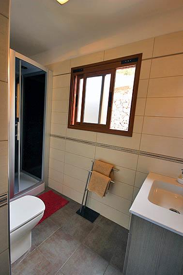 En-suite badkamer van de master bedroom