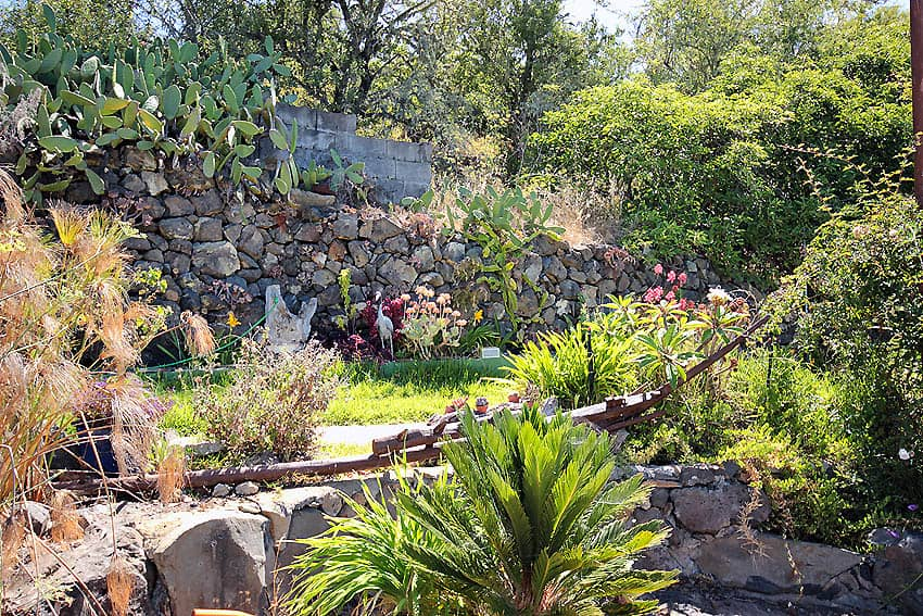 Jardín Casa Tata