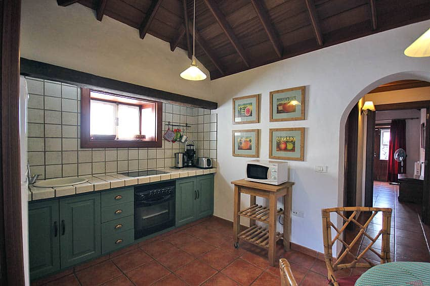 Kitchen Casa La Caldera