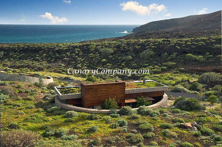 House Geria - Sustainable Tourism in Tenerife