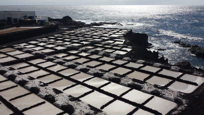 Salz aus La Palma in Bio-Qualität