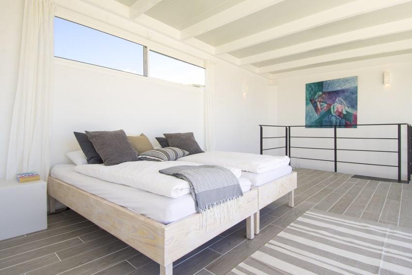 Spanien - Kanarische Inseln - La Palma - Tazacorte - Casa Alma Marina - Schlaflounge im Obergeschoss