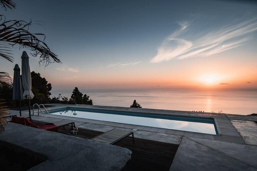 Abendstimmung, Villa D2, Villa La Palma