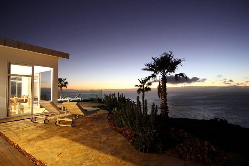 By Night, Villa Perla del Mar, Villa Puntagorda