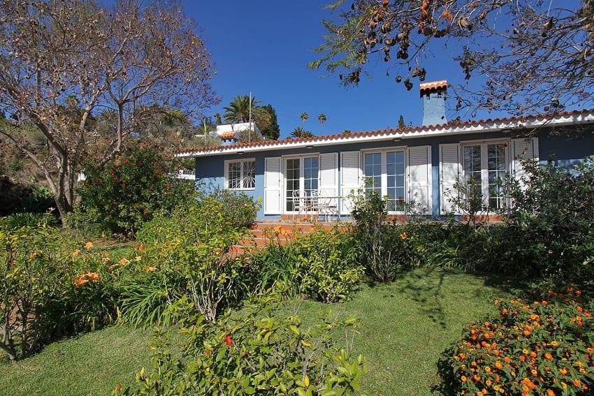 Vista Exterior, Casa Calma, La Palma