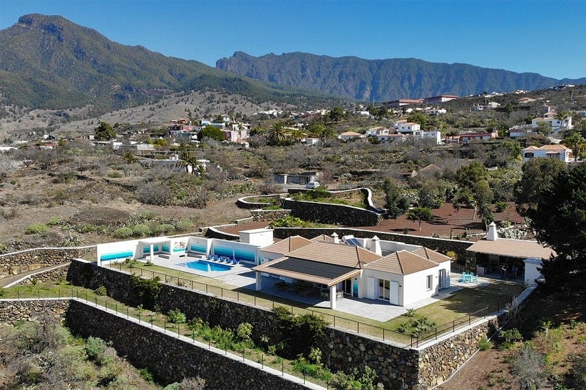 Vista Exterior, Villa Royal, Villa La Palma