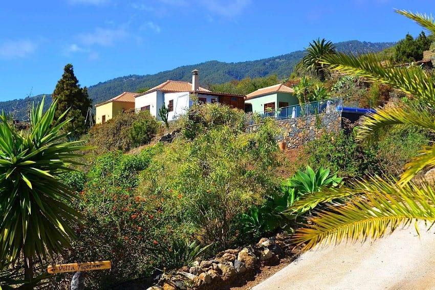 Villa Tigotan, Villa La Palma