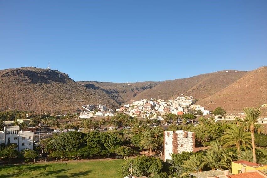 View, Apartment Aguacate, Apartment La Gomera
