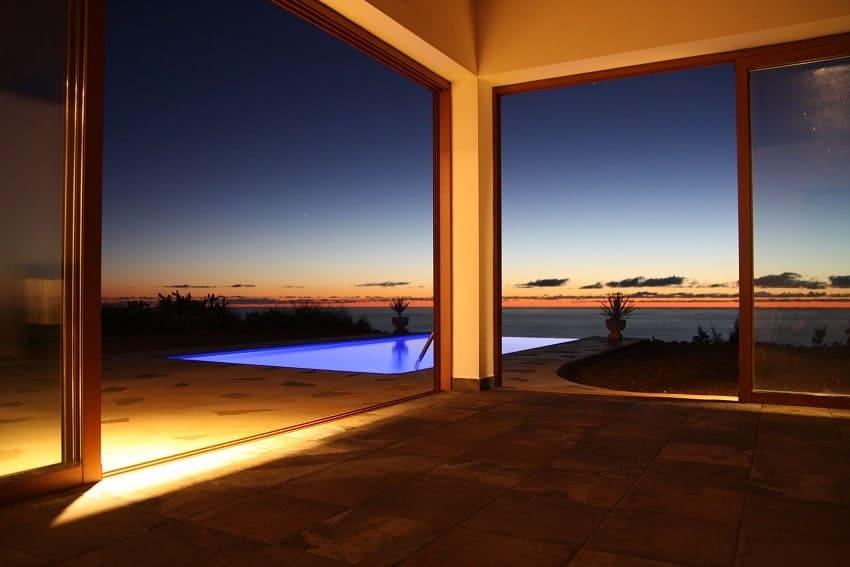Vista, Villa Albillo, Villa Puntagorda, La Palma