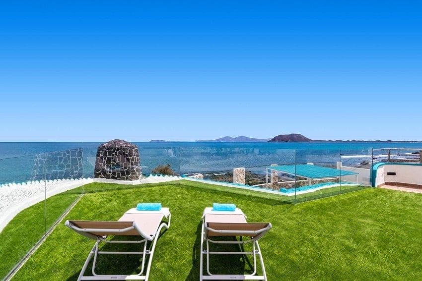 Vista, Villa Lobos, Villa Fuerteventura