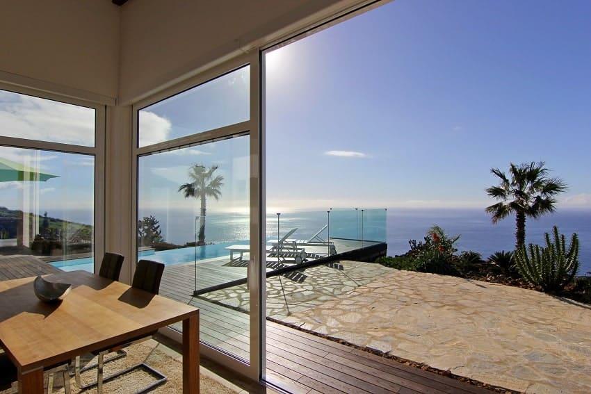 View, Living Area, Villa Perla del Mar, Villa Puntagorda