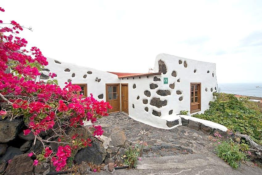 España - Islas Canarias - El Hierro - Frontera - Casa Gilberto - Casa rural en una ubicación tranquila en el Valle del Golfo