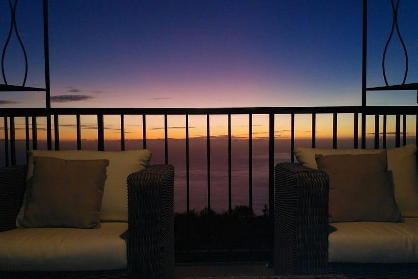 Aussicht, Casa Pastor, Ferienhaus Tijarafe, La Palma