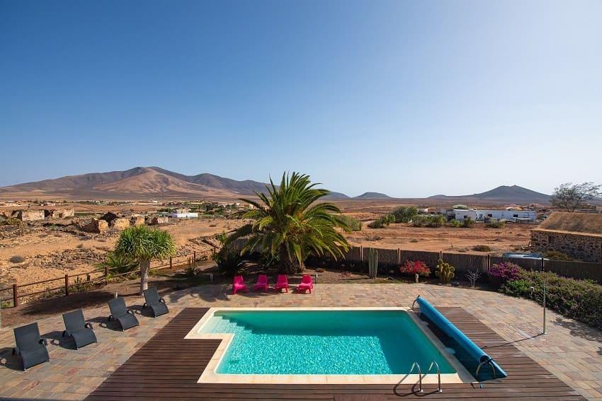 View, Villa Atlanntes, Villa Fuerteventura