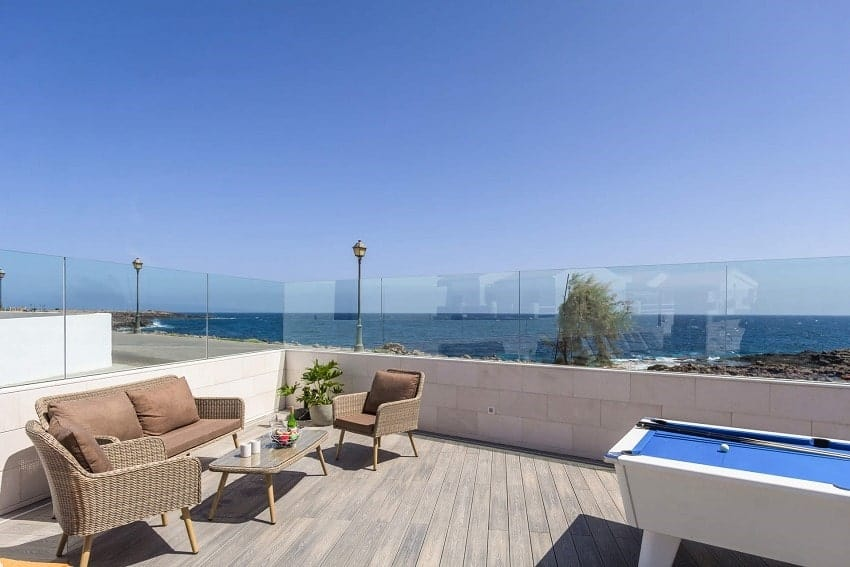 View, Villa del Mar, Villa Caleta de Fuste