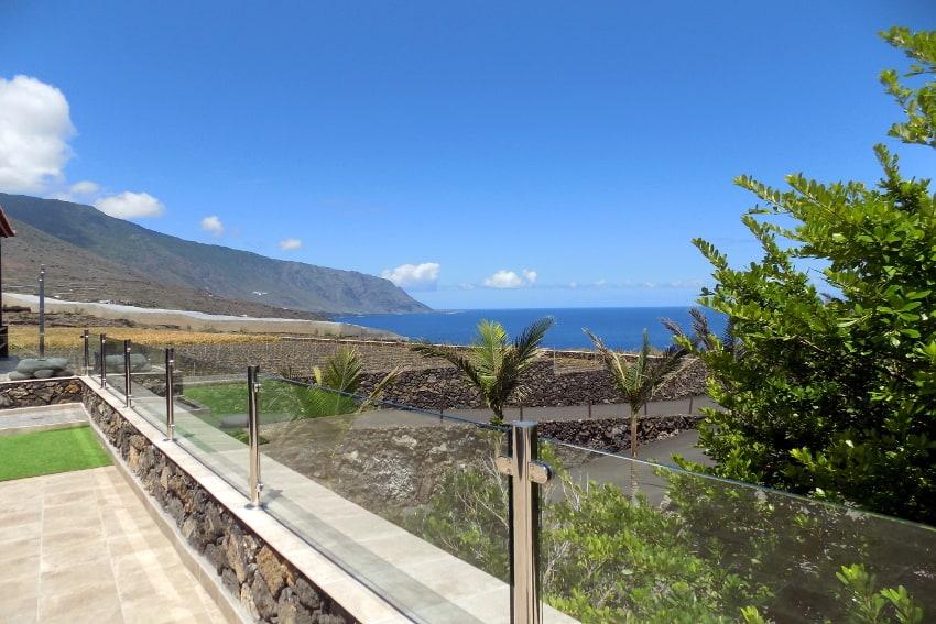 Stunning Ocean Views, Villa Tejeguate, Holiday Homes El Hierro