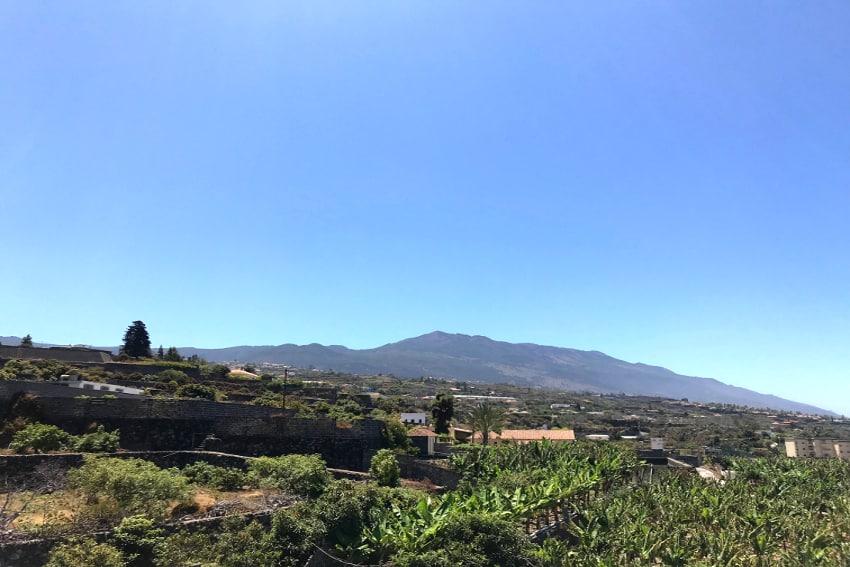 Spain - Canary Islands - La Palma - Los Llanos de Aridane - Villa La Graja - Fantastic views over the Aridane valley