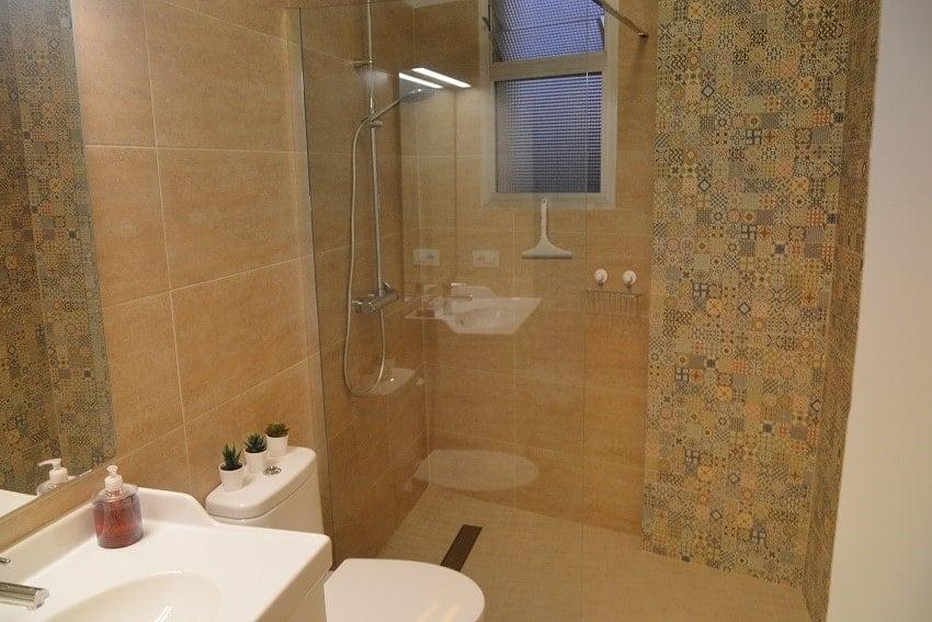 Bathroom, Apartment Aguacate, Apartment La Gomera