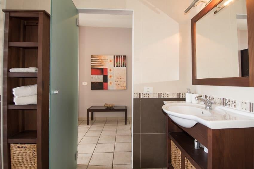 Bathroom, Apartment Luna in Santa Cruz