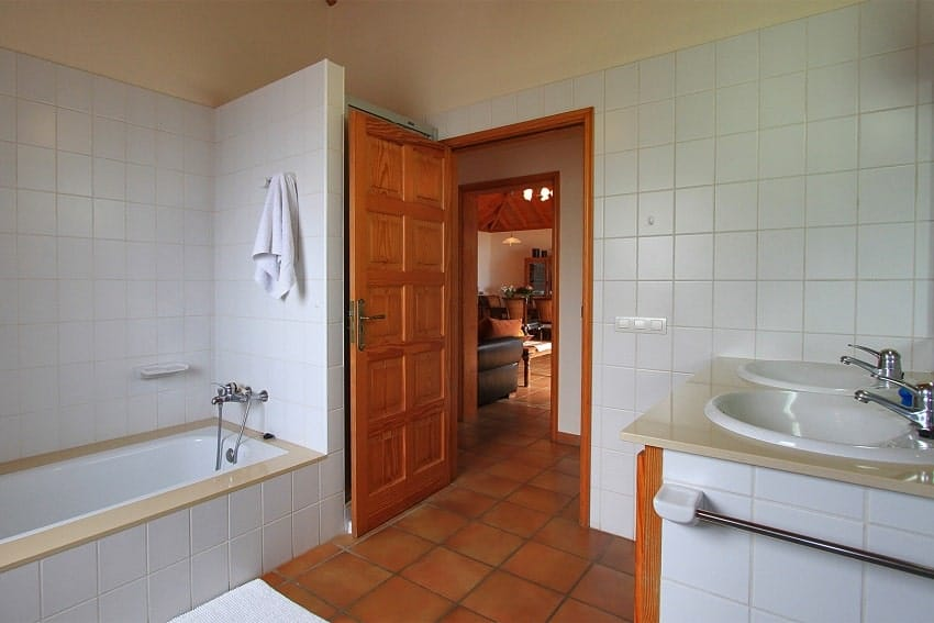 Bathroom, Casa Amalia, Holiday Home La Palma