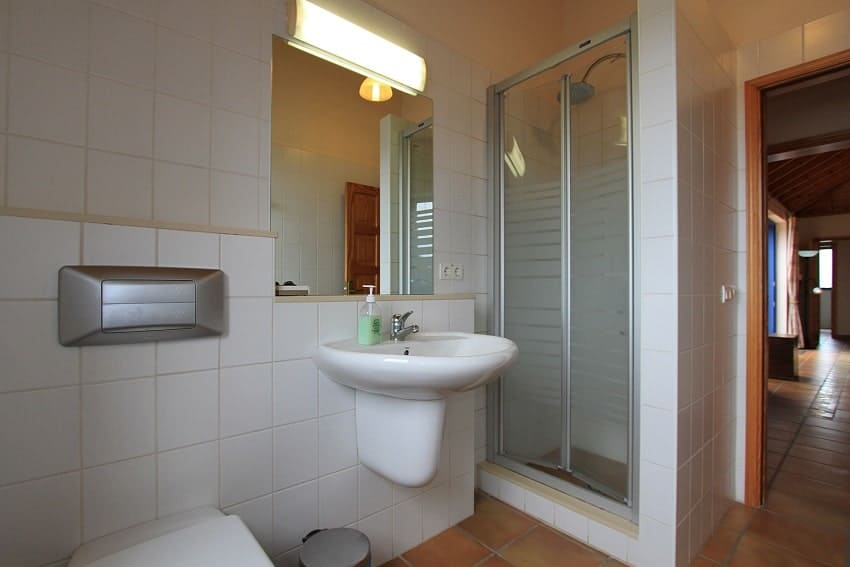 Bathroom, Casa Amalia, La Palma