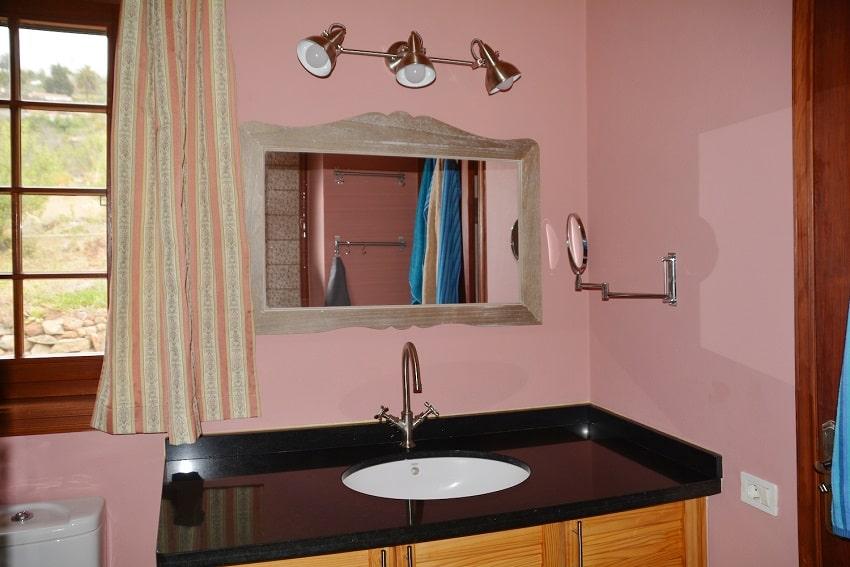Bathroom, Casa Caracol, Holiday Cottage Tijarafe