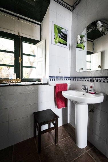 Bathroom, Casa Eliseo, Holiday Home La Gomera