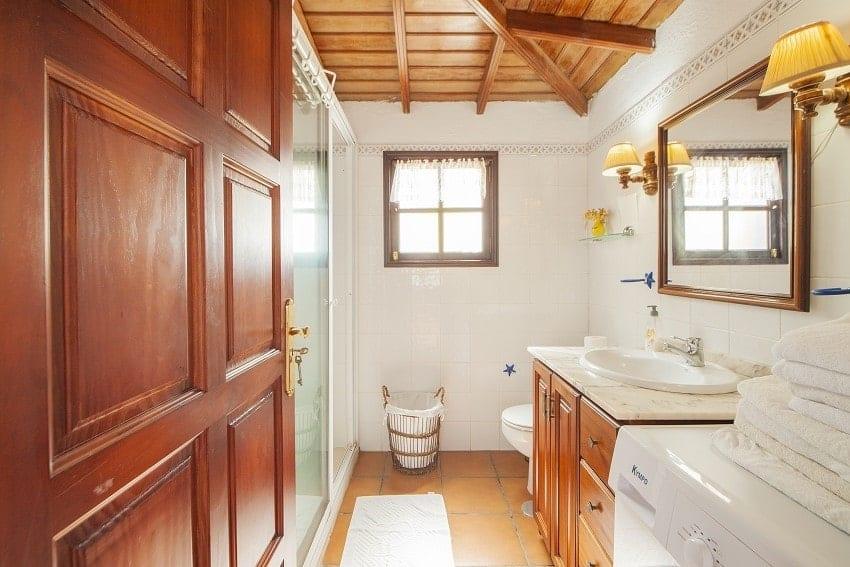 Bathroom, Casa Emilia, Cozy Holiday Home La Palma