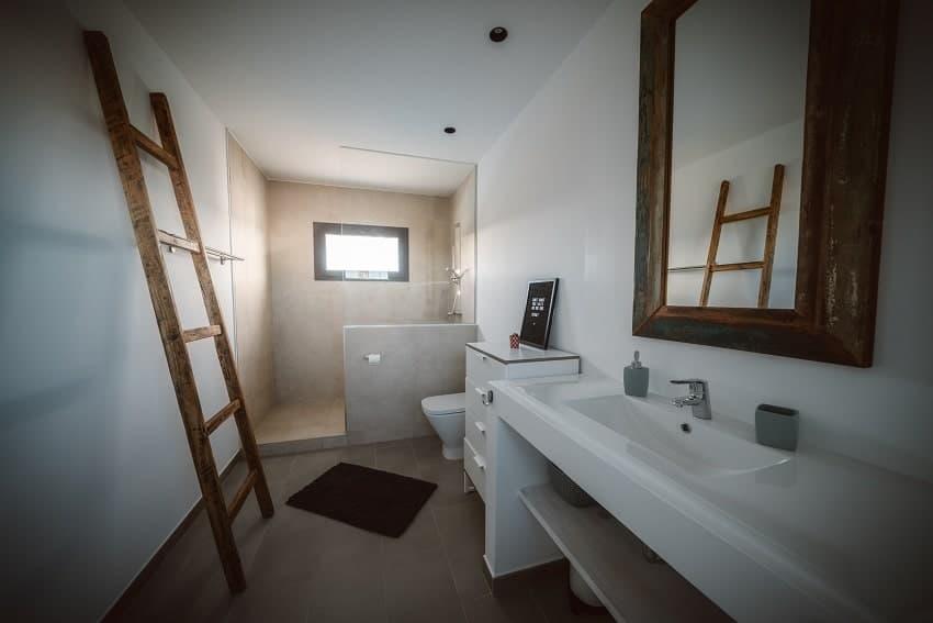 Baño, Casa Los Lajares, Villa Lajares
