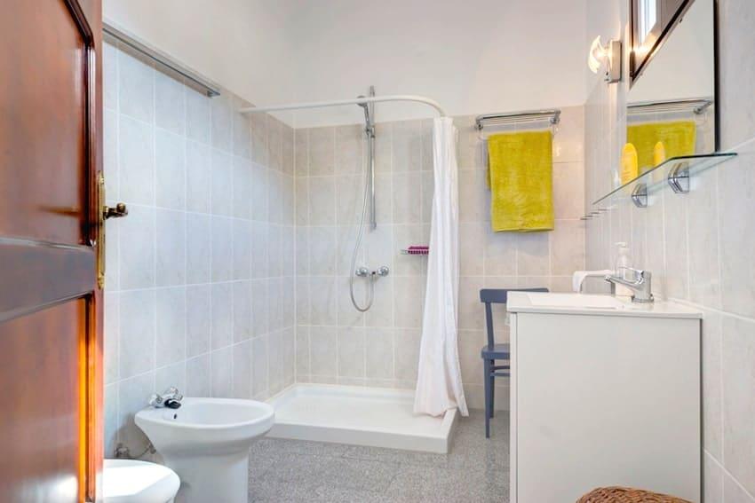 Bathroom, Casa Vista Caldera, Country House La Palma