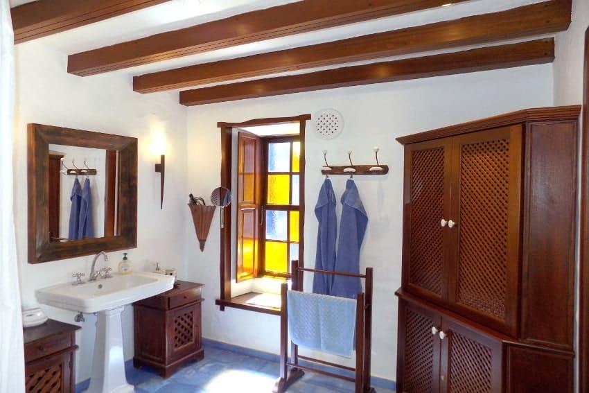 Bathroom, Finca Esperanza, Finca La Palma