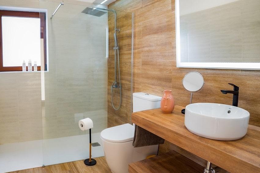 Bathroom, V&C Luxury Village, Los Cancajos