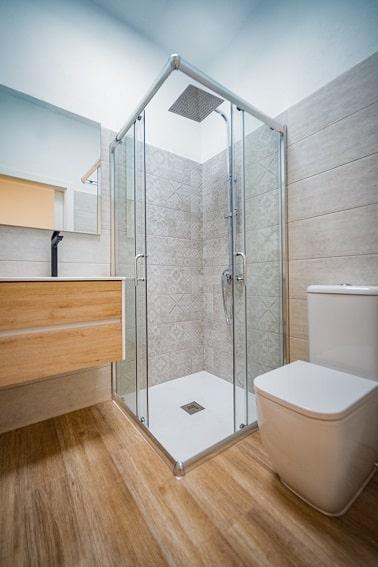 Bathroom, V&C Luxury Village, Villa Los Cancajos