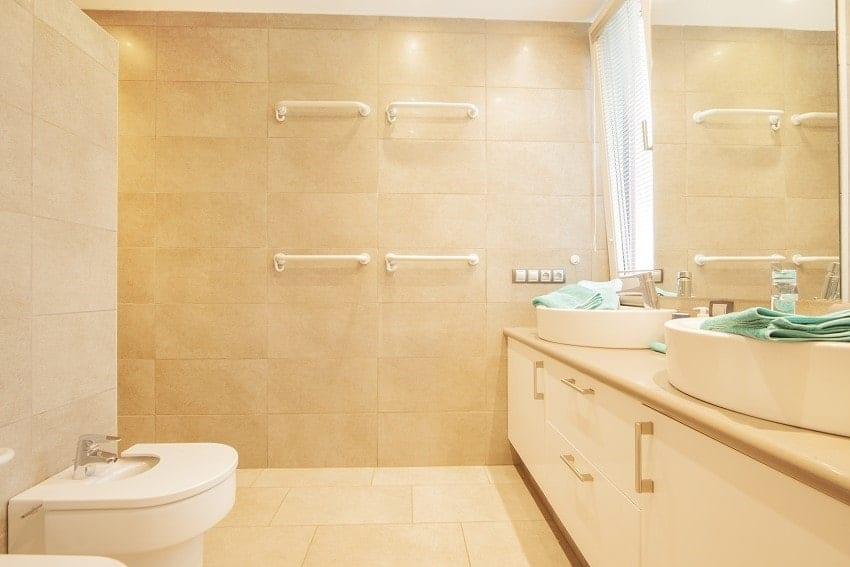 Bathroom, Villa Alegranza, Villa Tijarafe with Pool