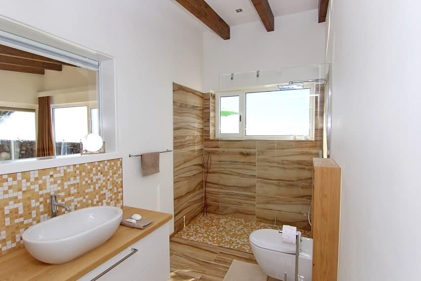 Bathroom, Villa Perla del Mar, Villa Puntagorda