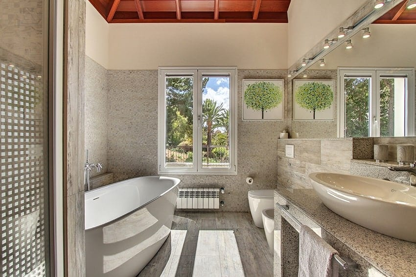 Bathroom, Villa Royal, Holiday Home La Palma