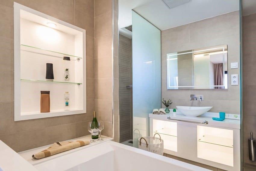 Bathroom, Villa del Mar, Villa Caleta de Fuste