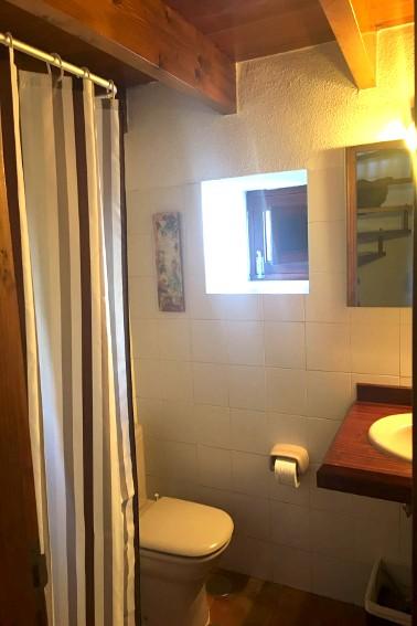España - Islas Canarias - El Hierro - Frontera - Casa Gilberto - Baño con ducha
