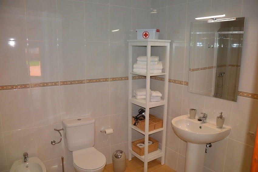Bathroom, Apartment Miramar 2, Apartment La Gomera
