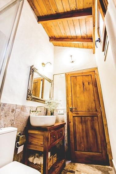 Bathroom, Casita de Papel, Holiday Home La Gomera