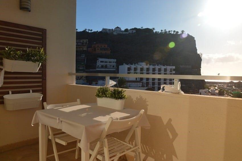 Balcony, Apartment Aguacate, Apartment La Gomera