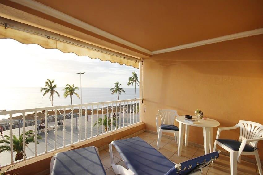 Balkon, Apartment La Regata 2a, Apartment Puerto Naos, La Palma
