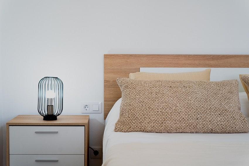 Bed, V&C Luxury Village, Holiday Cottage Los Cancajos