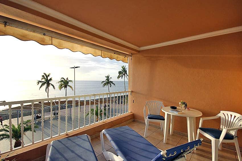 La Regata 1a, Terrace, Apartment Puerto Naos