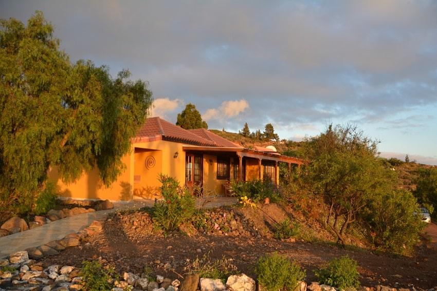 Casa Caracol, Holiday Cottage Tijarafe