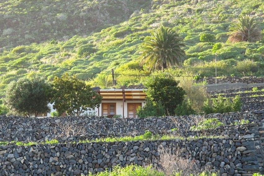 Casa El Tabaibal, Accommodation La Gomera