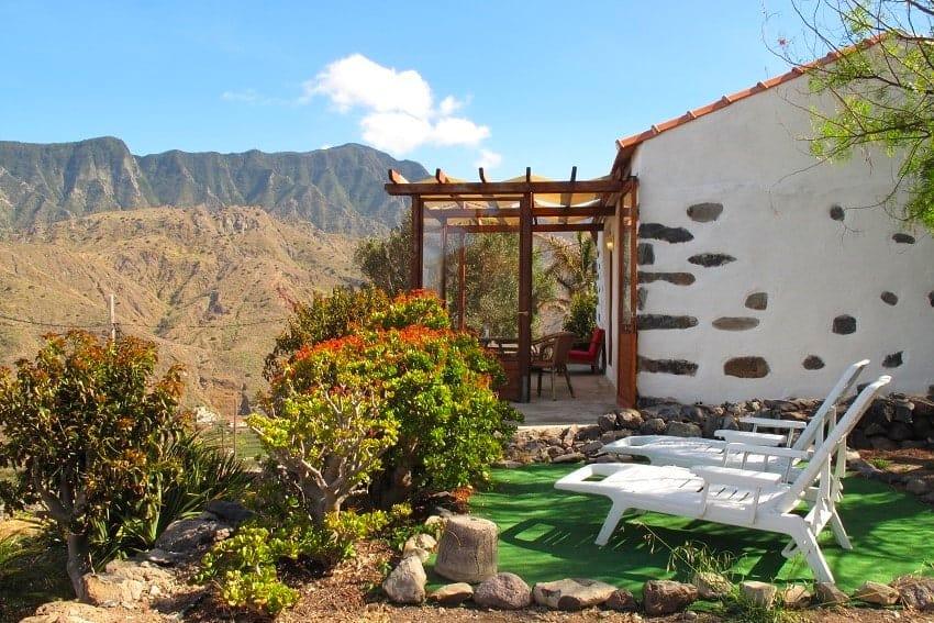 Casa El Tabaibal, La Gomera, Accommodation