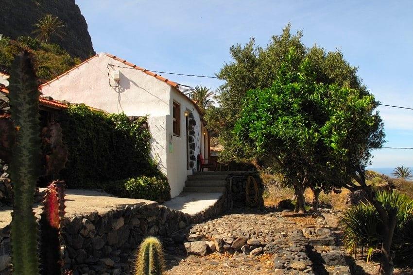 Casa El Tabaibal, La Gomera
