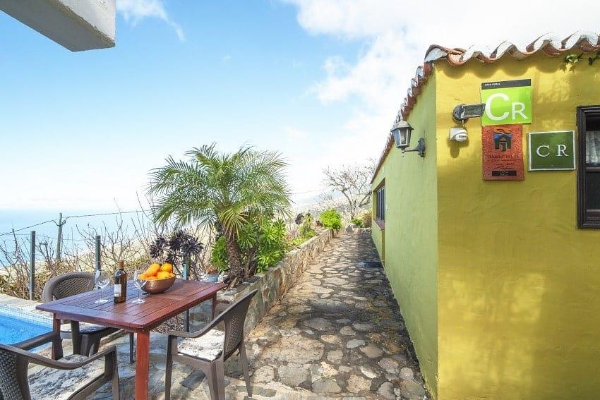 Casa Emilia, Cozy Holiday Home La Palma