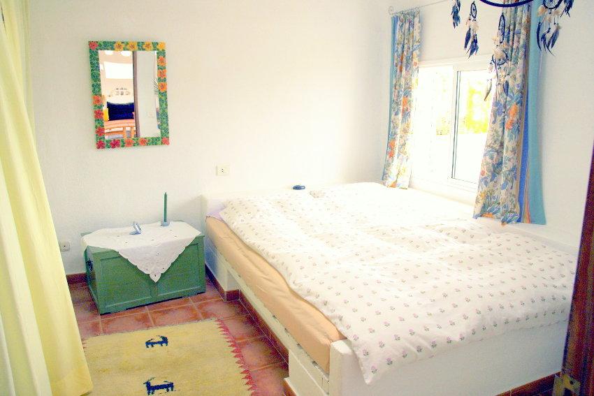 Spain - Canary Islands - El Hierro - Frontera - Casa Estrella - Bedroom main building